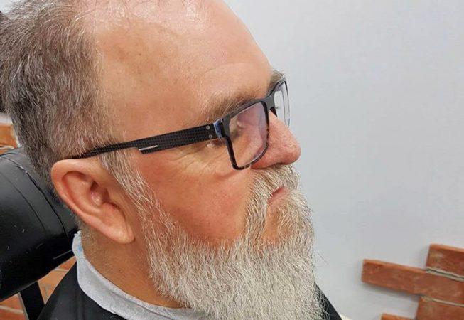 BarberShop Bydgoszcz - po strzyżeniu brody